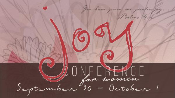 Joy Conference