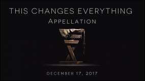 This Changes Everything - Appellation