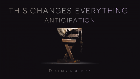 This Changes Everything - Anticipation